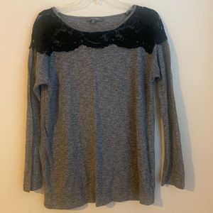 Umgee Lace Trip Top